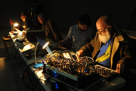 Sound Spaces: performance