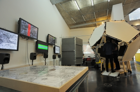 Sound Spaces: exhibition and activities